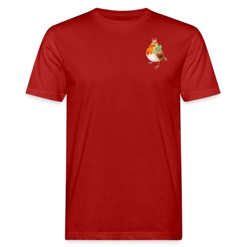 Koninklijk Roodborstje - Men's Organic T-Shirt