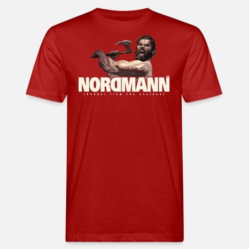 Nordmann 2 - Männer Bio-T-Shirt