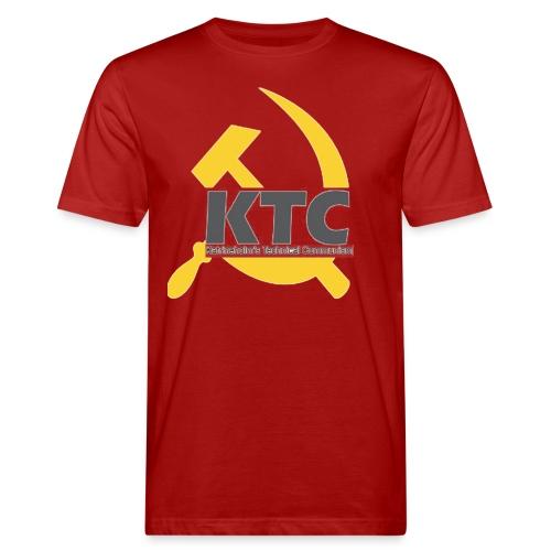 kto communism shirt - Ekologisk T-shirt herr