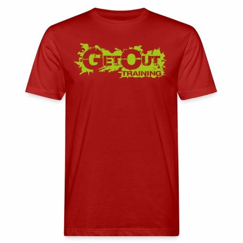 GO No matter what Man - Männer Bio-T-Shirt