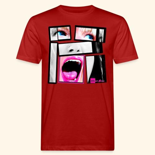 expo26b2 Unbreakable - T-shirt bio Homme