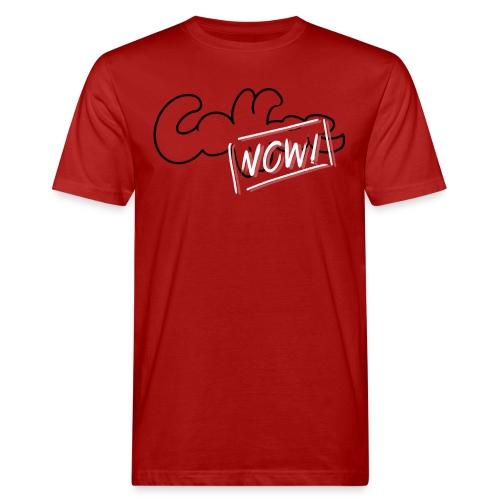 Coffee now - Männer Bio-T-Shirt