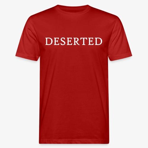 DESERTED: The Story of Peter - T-shirt ecologica da uomo