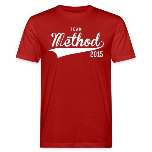 method2015wht - Men's Organic T-Shirt