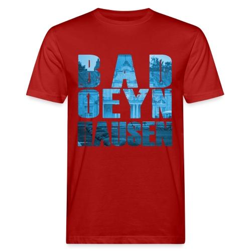 Durch die Oeynhausener Brille geschaut... - Männer Bio-T-Shirt