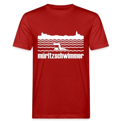 Müritz-Beutel - Männer Bio-T-Shirt