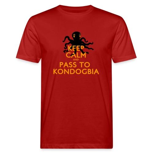 Keep Calm Kondogbia - T-shirt bio Homme