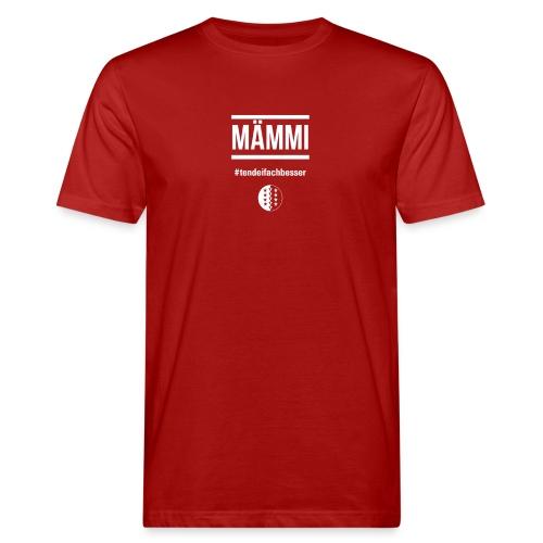 MÄMMI - Männer Bio-T-Shirt