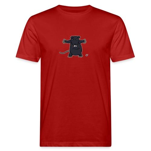 Henkie le rat en peluche - T-shirt bio Homme