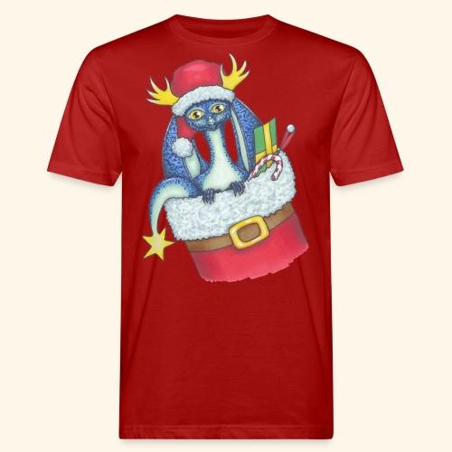 Juldrake - Ekologisk T-shirt herr