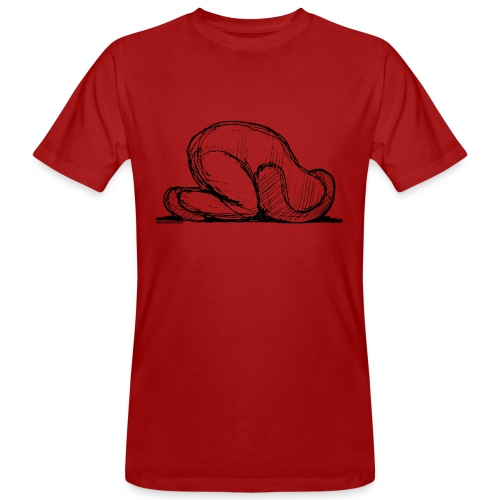 Figur - Männer Bio-T-Shirt