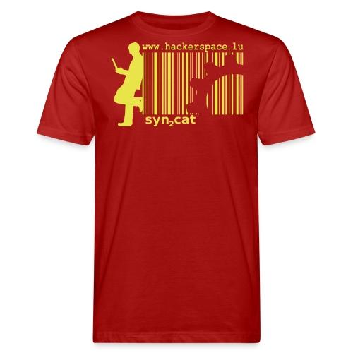 syn2cat hackerspace - Men's Organic T-Shirt