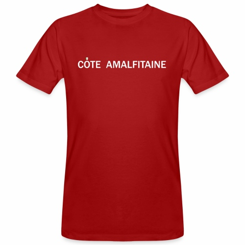 Côte Amalfitaine - T-shirt bio Homme