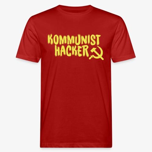Kommunist Hacker - Organic mænd