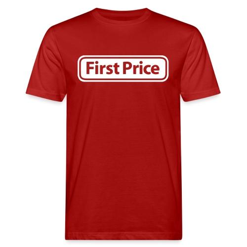 First Price - Økologisk T-skjorte for menn