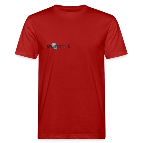 myskulls vorlage gross - Männer Bio-T-Shirt