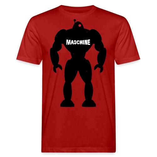 MASCHINE 2.0 - Männer Bio-T-Shirt