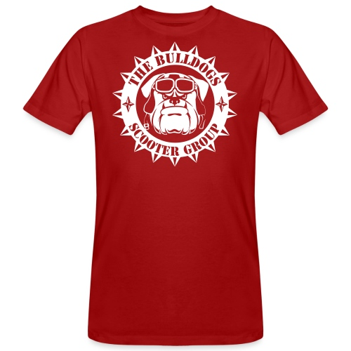 Bulldogs Scooter Group - T-shirt bio Homme