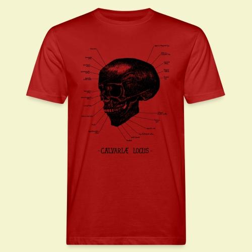 Calvatiae Locus - Black - T-shirt ecologica da uomo