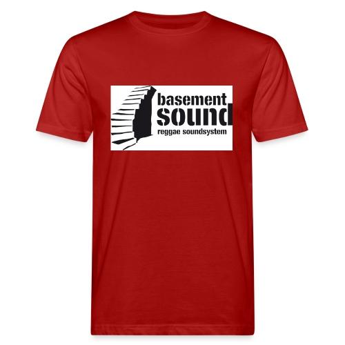 BasementTreppe jpg - Männer Bio-T-Shirt