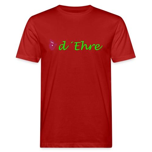 d´Ehre - Männer Bio-T-Shirt