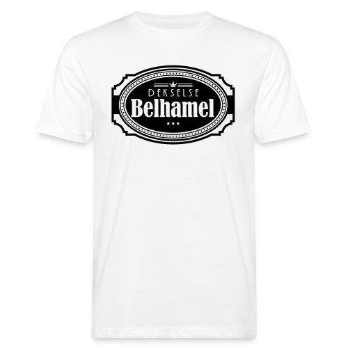 Dekselse belhamel - Mannen Bio-T-shirt