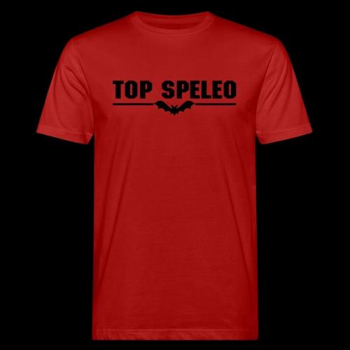 top speleo - T-shirt ecologica da uomo