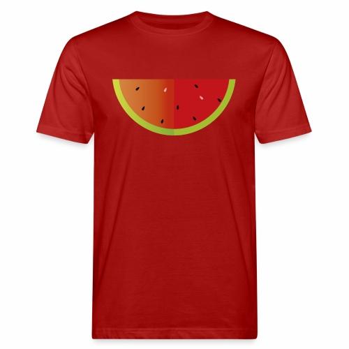 Sandia - Camiseta ecológica hombre