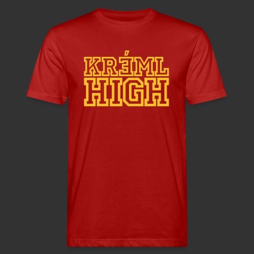 Kreml High - Ekologisk T-shirt herr