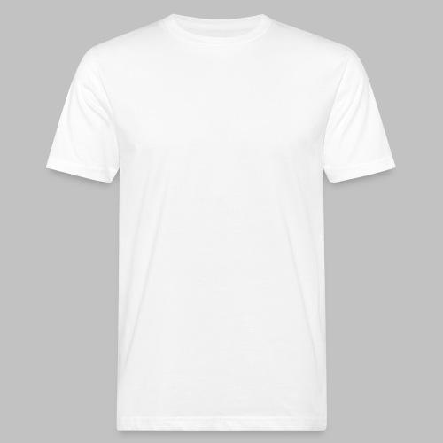 GEHE SPAZIEREN MIT DEM WUNDER AUF PFOTEN - Männer Bio-T-Shirt