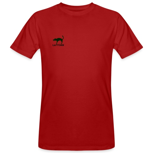 Laтузик - Männer Bio-T-Shirt