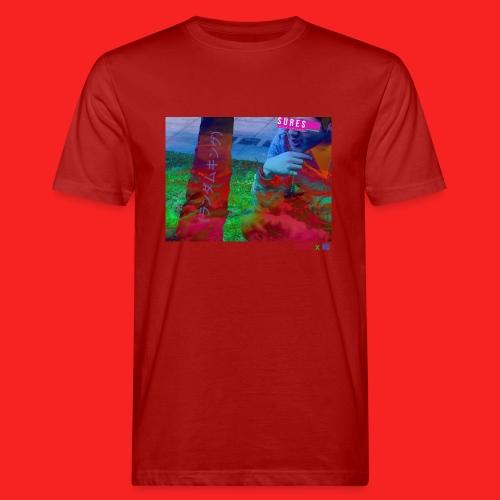 SURES x HU - Men's Organic T-Shirt