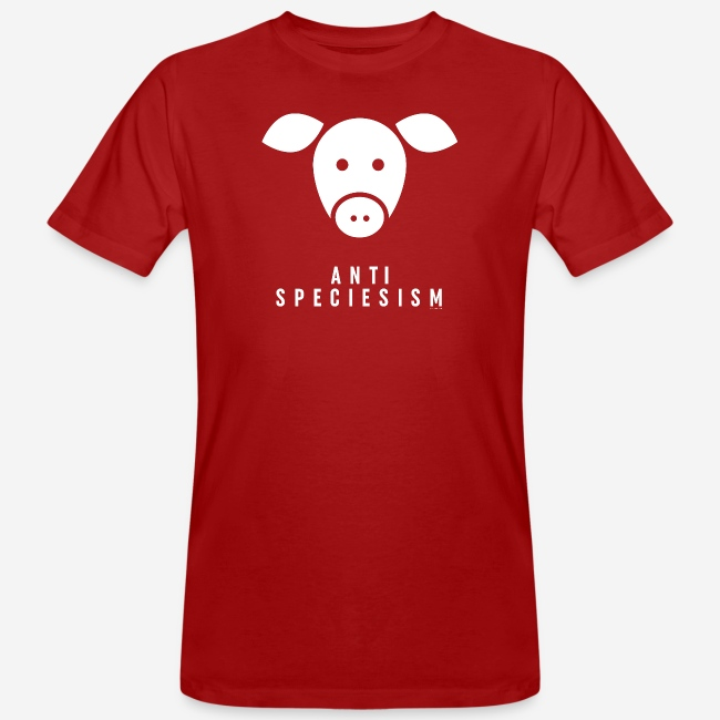 Antispeciesism Single Edition – Pig