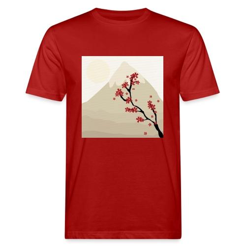 fuji - T-shirt bio Homme