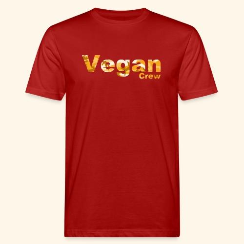 Orange Camo - Men's Organic T-Shirt