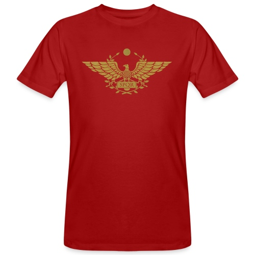 Orzeł SPQR | Eagle of SPQR - Ekologiczna koszulka męska