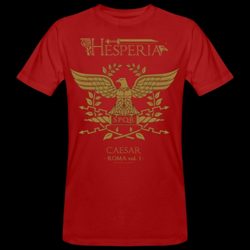 Roman Eagle (designed by Hesperus) - Men's Organic T-Shirt