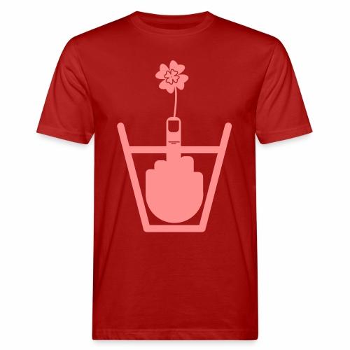 finger clover - T-shirt bio Homme