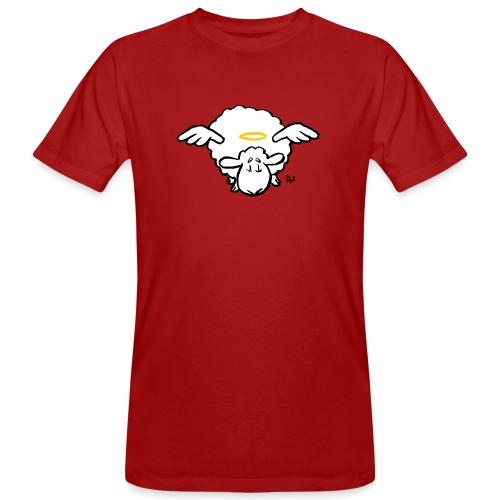 Angel Sheep - T-shirt bio Homme
