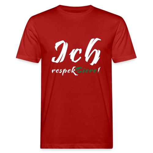 shirt - Männer Bio-T-Shirt