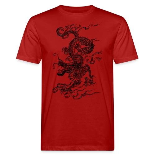 Dragon - T-shirt ecologica da uomo