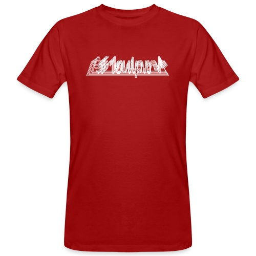 Afdruiprek - Mannen Bio-T-shirt