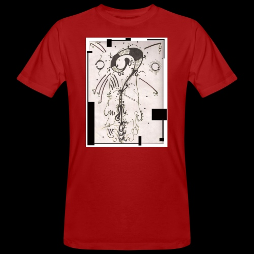 The Shah Do Ha Gallery Of Heaven s Pillar - Men's Organic T-Shirt
