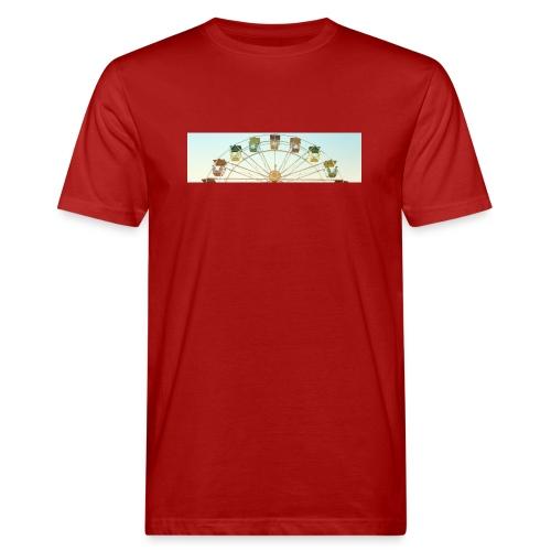 header_image_cream - Men's Organic T-Shirt