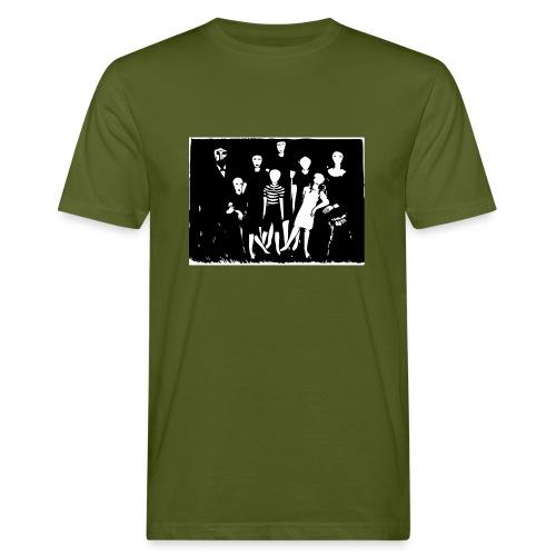 Familienbild - Männer Bio-T-Shirt