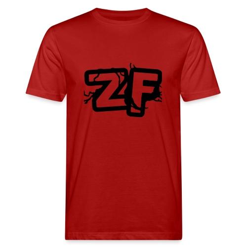 Zckrfrk BLACK Edition - Männer Bio-T-Shirt
