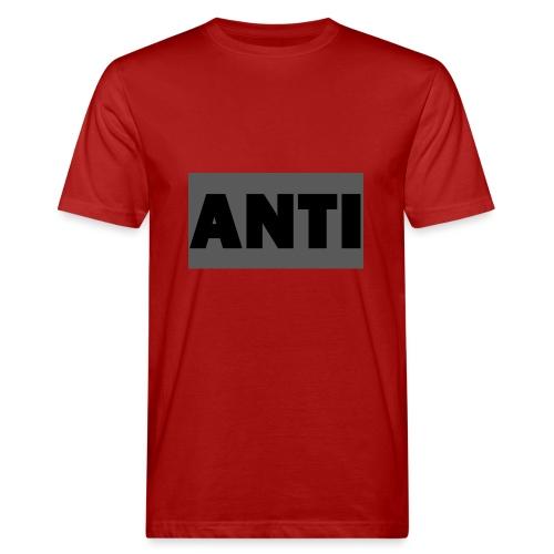 ANTI - Männer Bio-T-Shirt