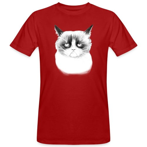 Grumpy Cat - Men's Organic T-Shirt