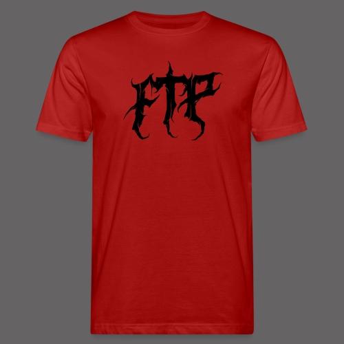 FTP CLAN LOGO - Männer Bio-T-Shirt