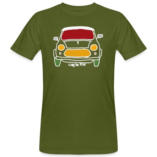 Voiture ancienne anglaise - T-shirt bio Homme